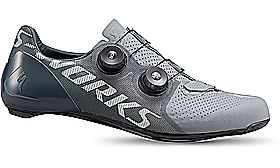 S-WORKS 7 ROAD SHOE CLGRY_SLT 41
