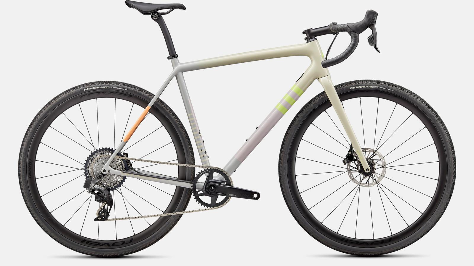 CruX Expert | Gloss White Speckled/Dove Grey/Papaya/Clay/Lime